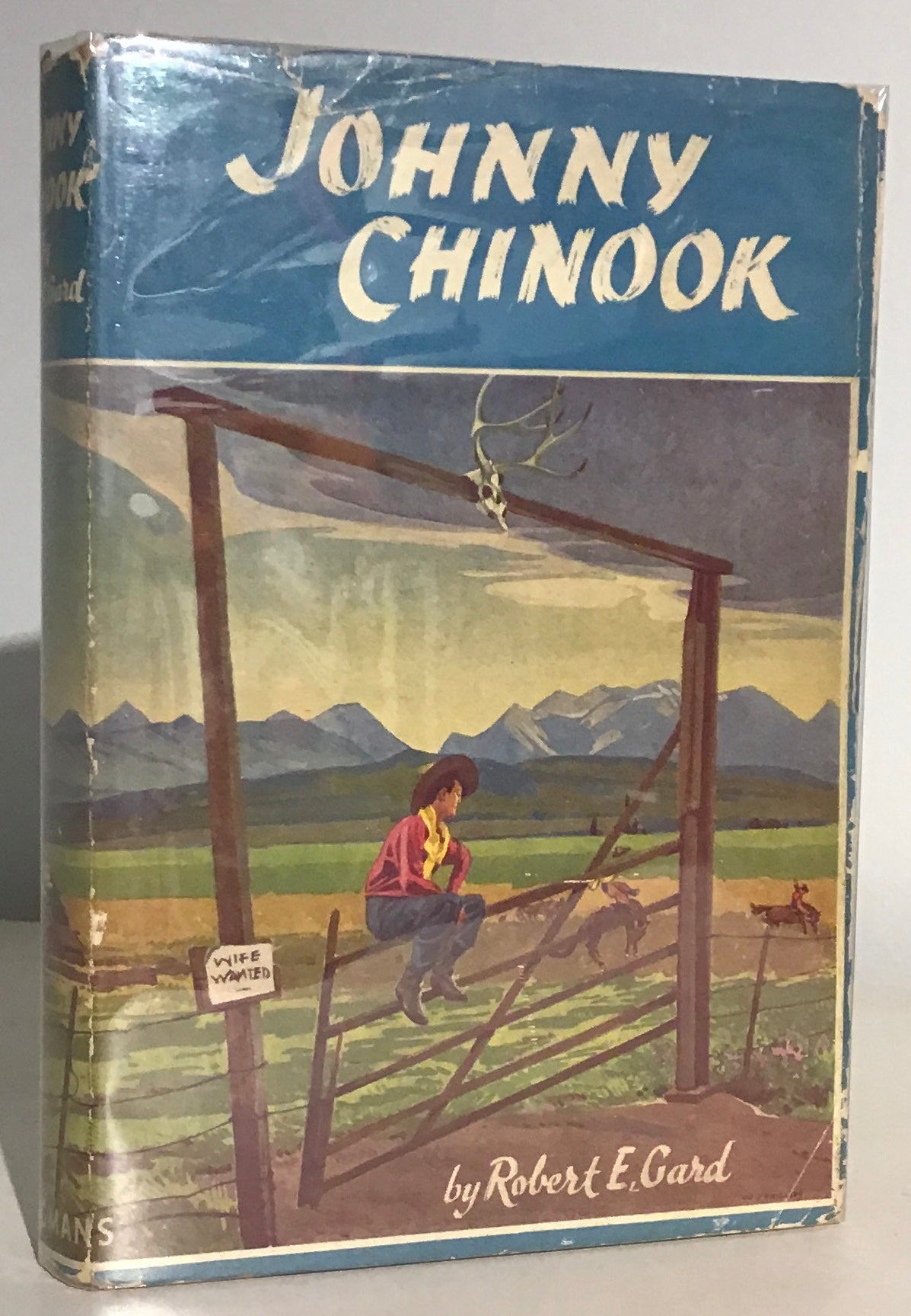 Johnny Chinook; Tall Tales and True from the Canadian West