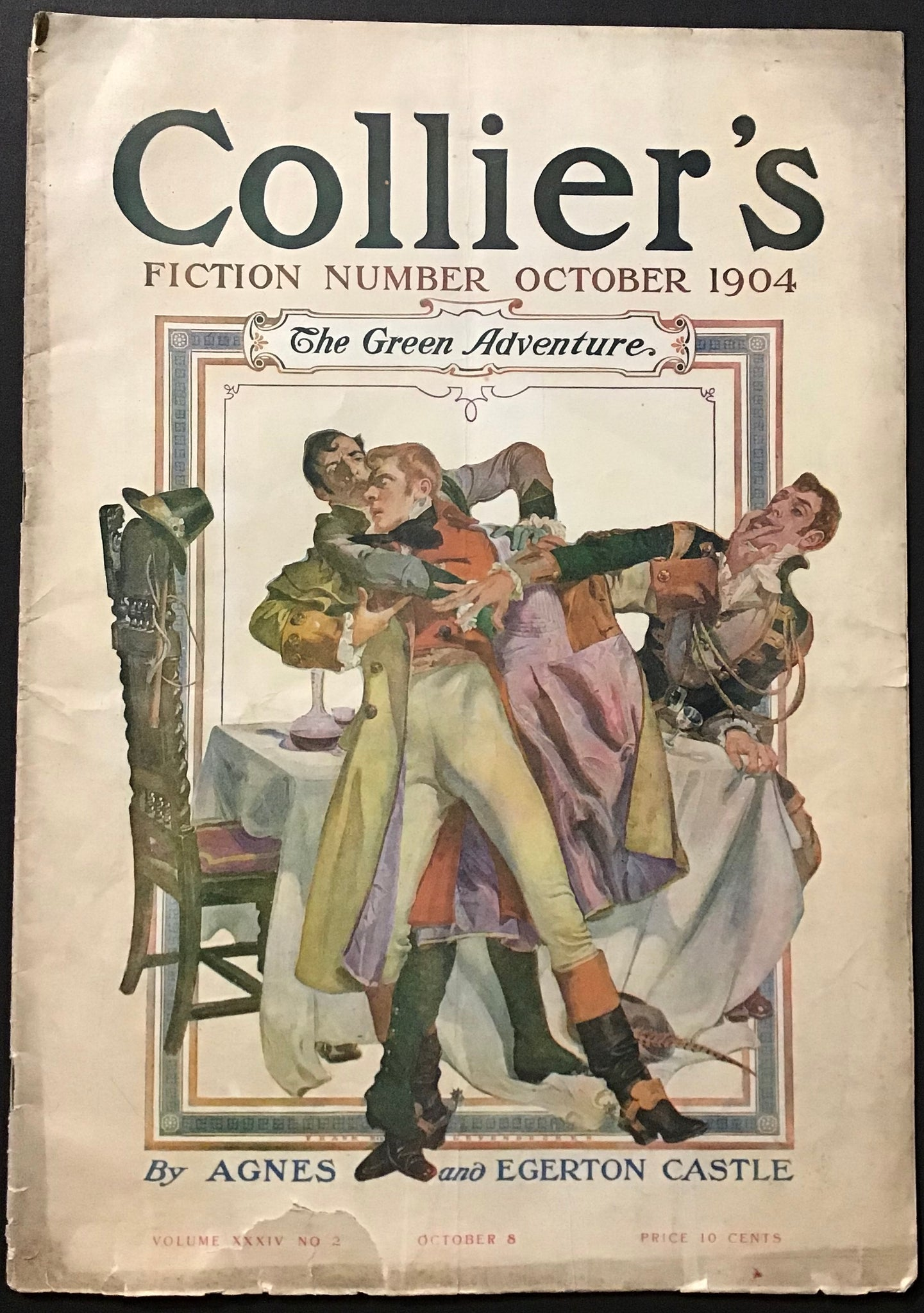Collier's - Fiction Number October 1904