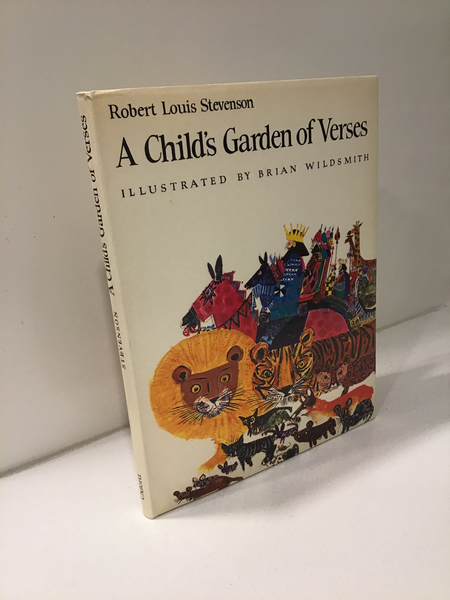 Hardcover edition of A Child's Garden of Verses