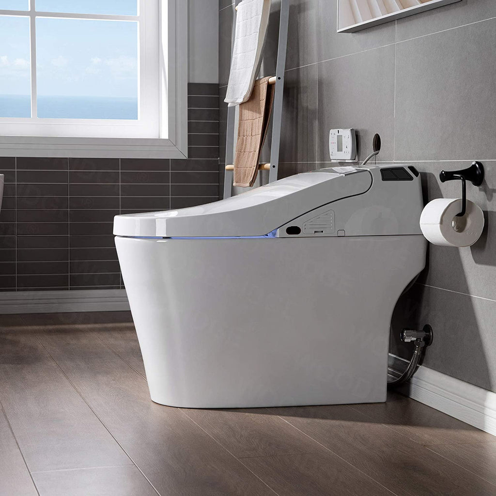 Smart Bidet Seat Toilet