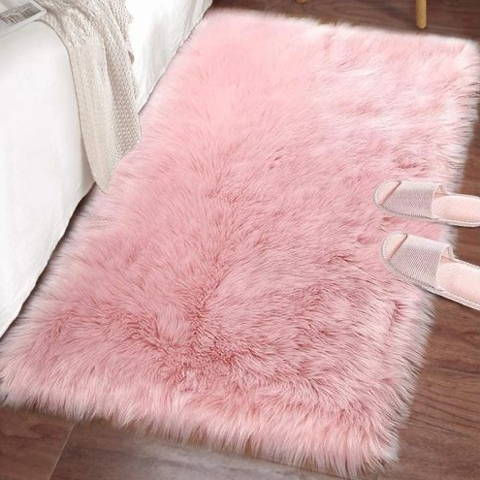 Ultra Soft Sheepskin Rug