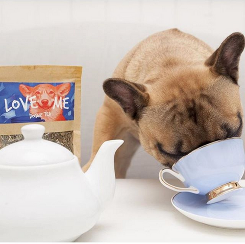 love me doggie tea