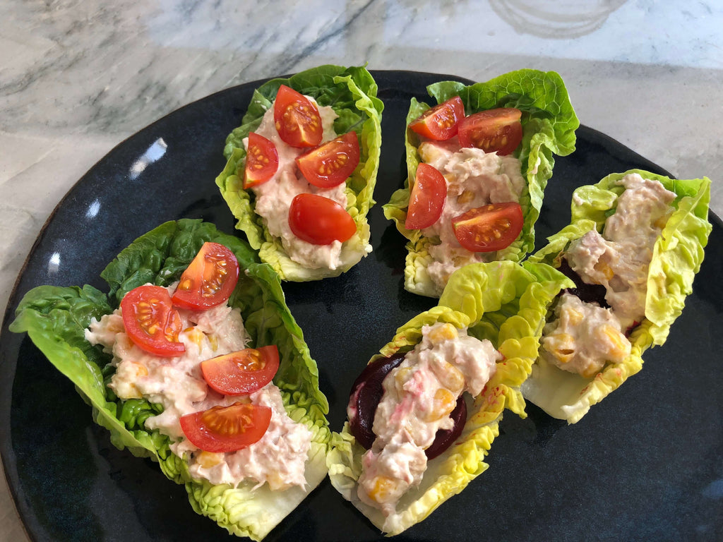 Lettuce Taco's - The Kids will Love!