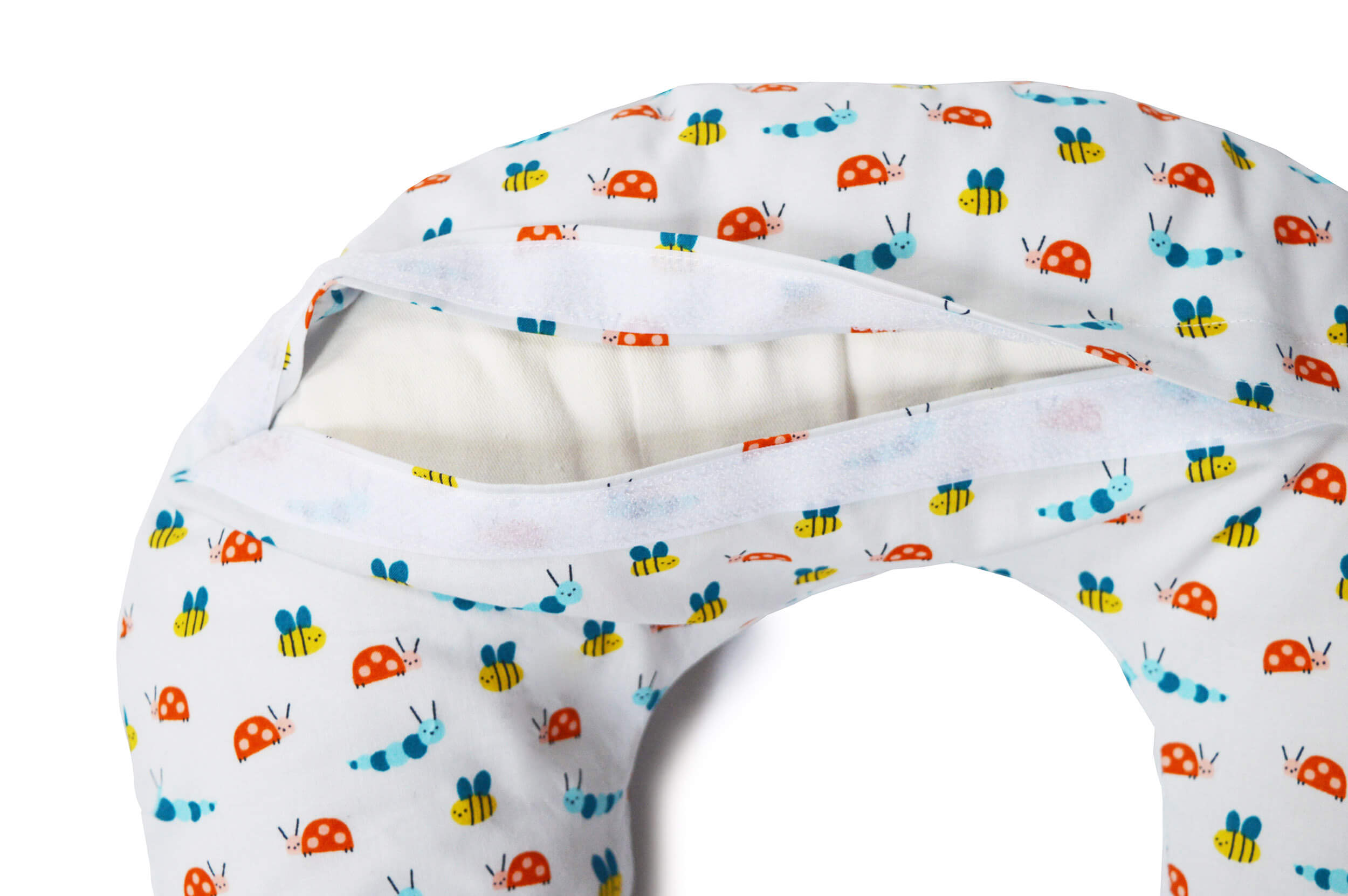The Huggsie Pillow - Bugs Life Pattern