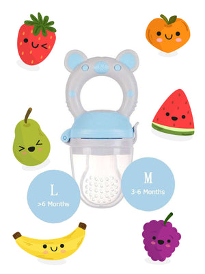 Open image in slideshow, Bear Pacifier Feeder