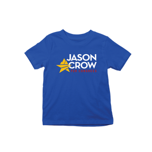Jason Crow for Congress Kids Tee