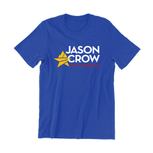 Load image into Gallery viewer, Jason Crow for Congress Logo T-Shirt