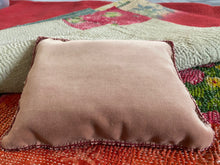 Load image into Gallery viewer, Little Garden- Stitched dream pillow
