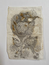 Load image into Gallery viewer, Teabag Drawing- Dandelion