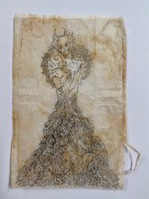 Load image into Gallery viewer, Teabag Drawing- Their Majesty