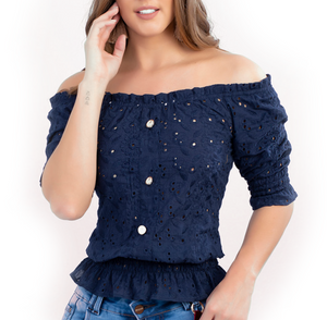 Blusa P&P Clanith	102