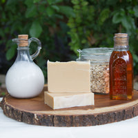 Oatmeal Milk and Honey Soap | Blissology