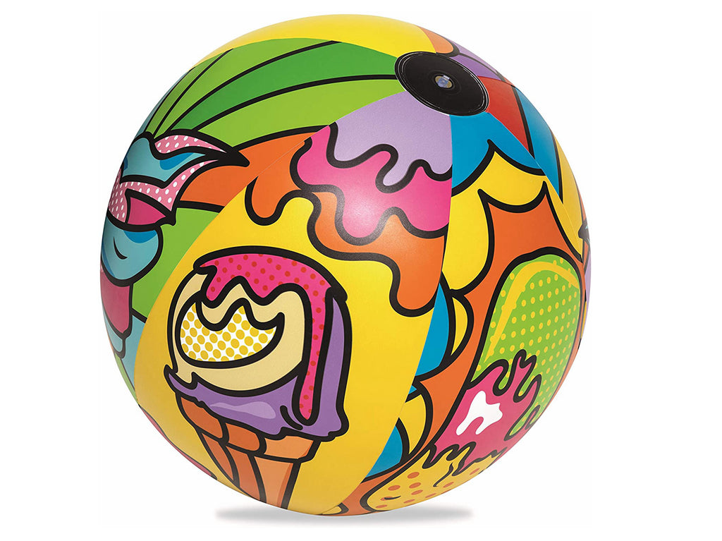 Pelota de Playa Hinchable Pop Art 65 cm