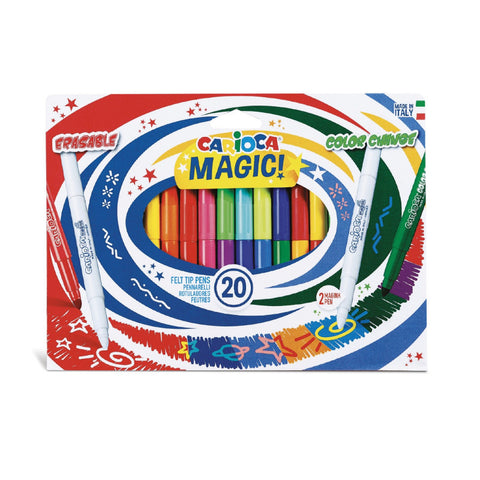 ROTULADORES MÁGICOS MAGIC MARKERS - 20 UDS