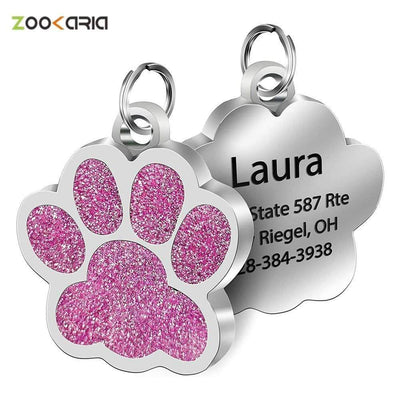 Customized Pet ID Tags Sumait