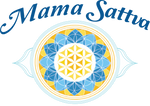 Mama Sattva Sacred Flower of Life Mandala Trademarked.  We make fine cultured ghee since 2012.  Making ghee is our passion.  We believe in starting with the finest ingredients - cultured, pasture-raised, organic, butter from happy cows.  Om Shanti.