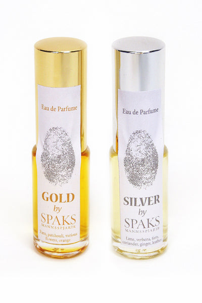 Gold and Silver Eau de Parfume