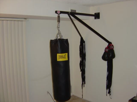 What Is Best Hanging A Heavy Bag From The Ceiling Or The