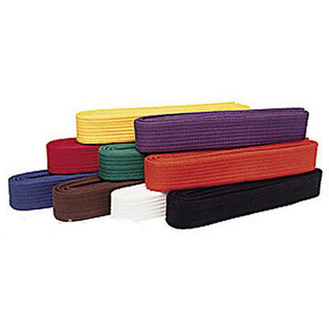 Martial Arts Karate TaeKwonDo Judo Belts  All colors  011 - BlackBeltShop