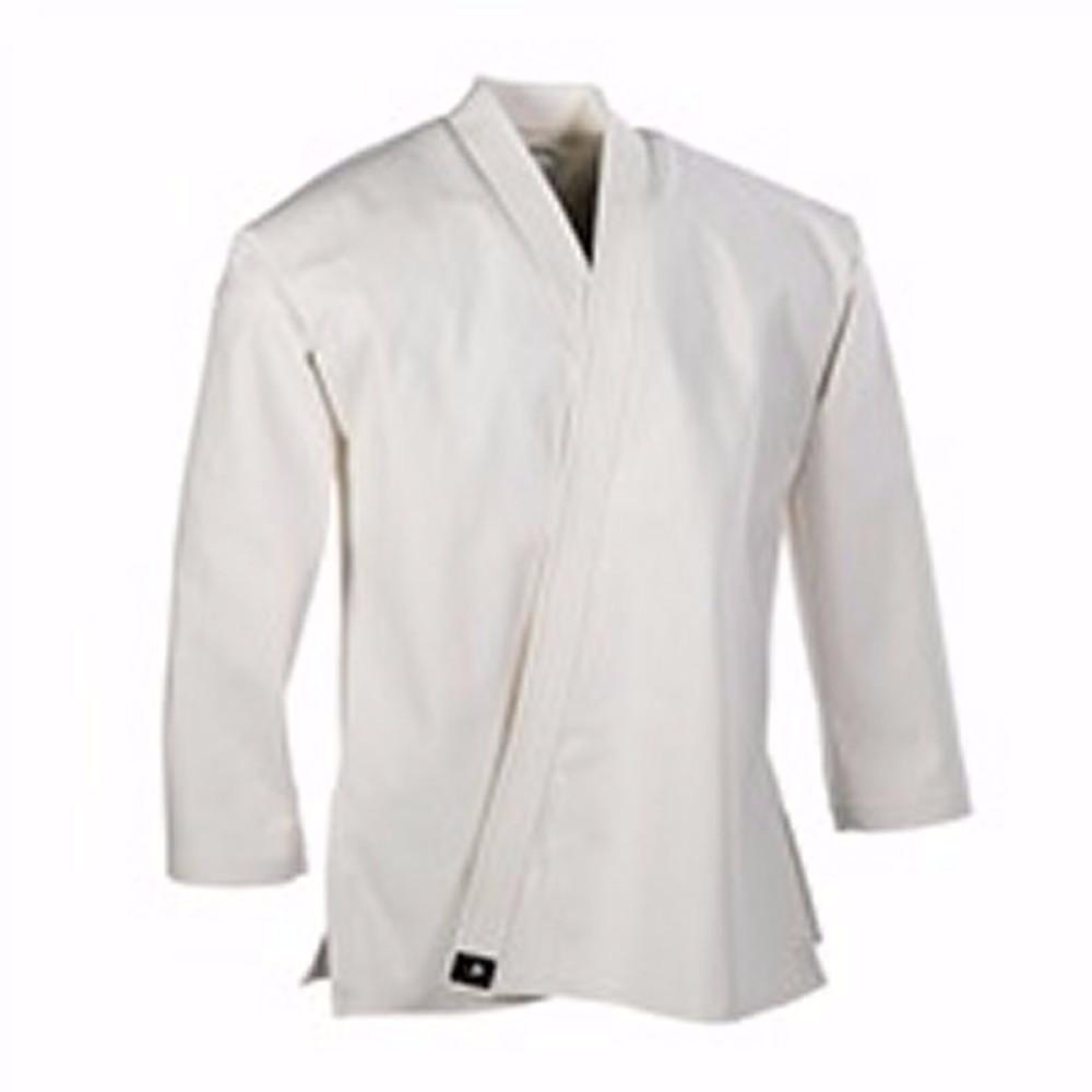 Century 12 oz Heavyweight Traditional Jacket  Karate Martial Arts  white