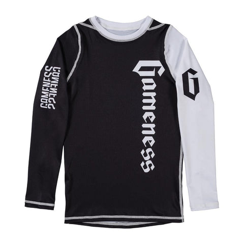 Gameness Long Sleeve Youth Pro Rashguard - BlackBeltShop