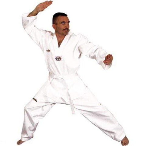 Pro Medium Weight - TaeKwonDo Uniform White - BlackBeltShop