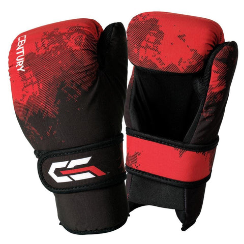 red black C-GEAR SPORT GLOVES c11541