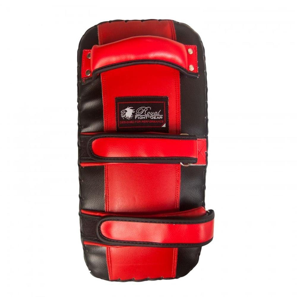 ROYAL FIGHT GEAR ARTIFICIAL LEATHER THAI PAD - BlackBeltShop
