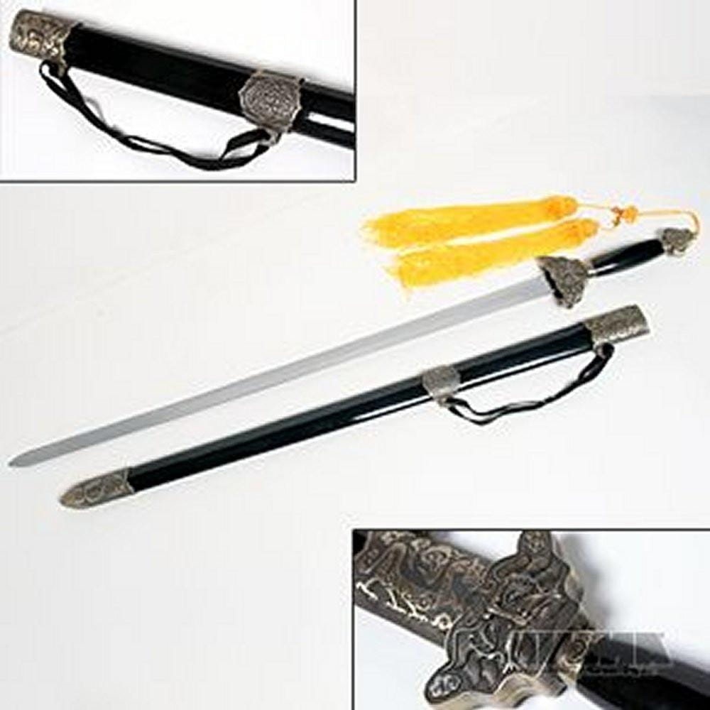 Lion Head Tai Chi Sword - BlackBeltShop