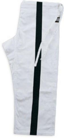 TRADITIONAL SUPER HEAVYWEIGHT PANT with Black Stripe up to size 8 by Bold - BlackBeltShop