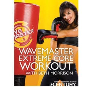 Wavemaster Extreme Core Workout with Beth Morrison c189110D - BlackBeltShop