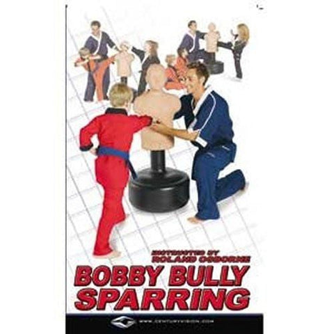 Roland Osborne Bobby Bully Sparring DVD - BlackBeltShop