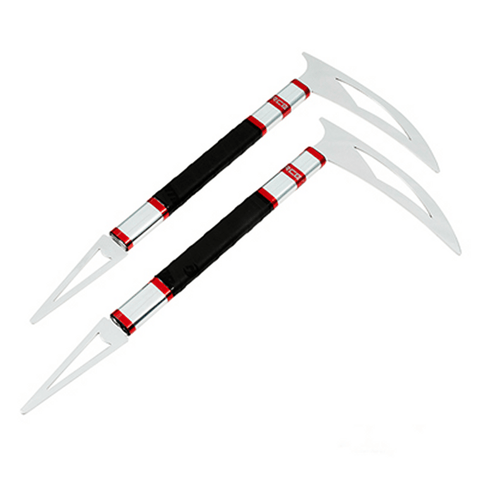 red Switchblade Competition Chrome Kama