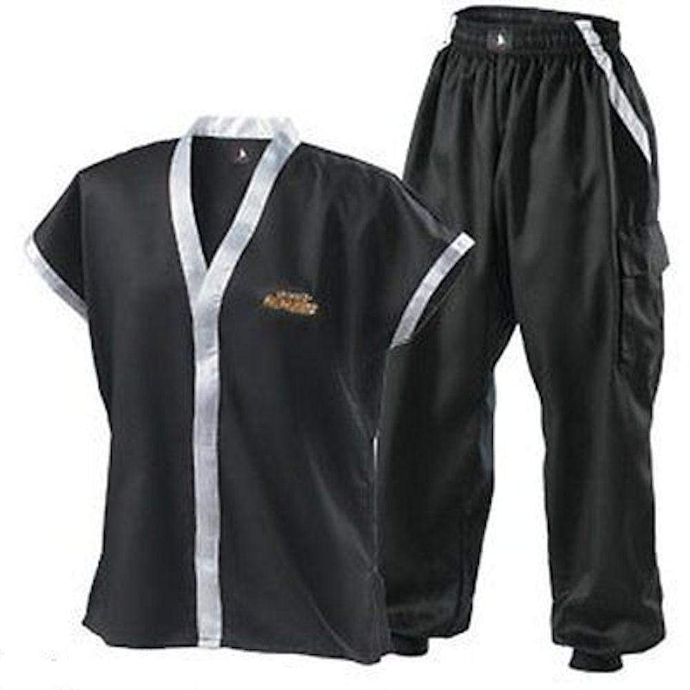 Little Ninjas Uniform karate or taekwondo cLNUNIF - BlackBeltShop