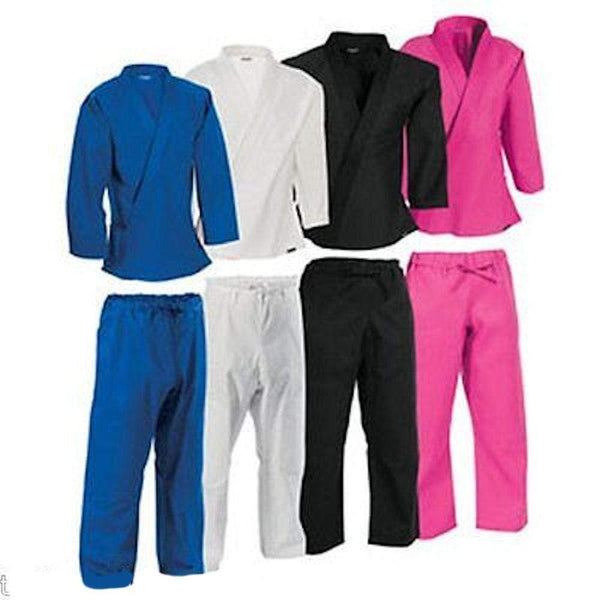 Century Brazilian-Fit Jiu-Jitsu Uniform Pink black blue or white