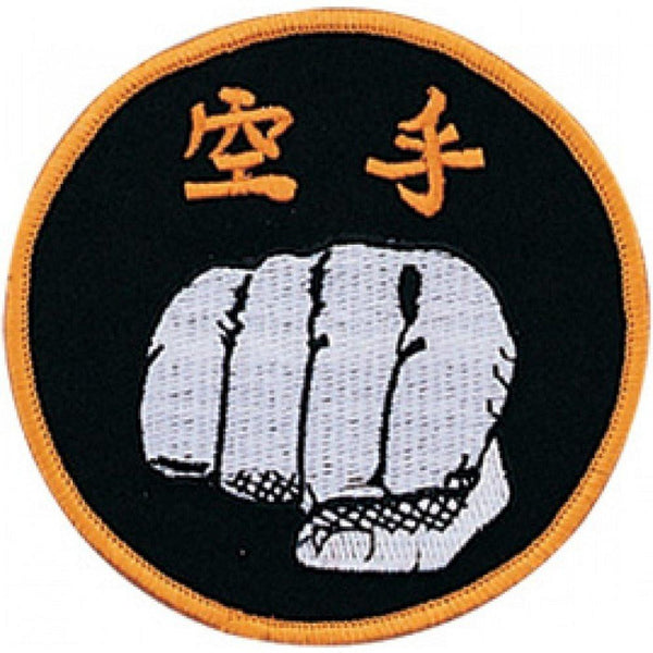 Karate Fist Patch B2123 Blackbeltshop Martial Arts
