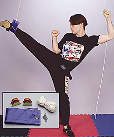 Economy Exerpull Leg Stretcher - BlackBeltShop