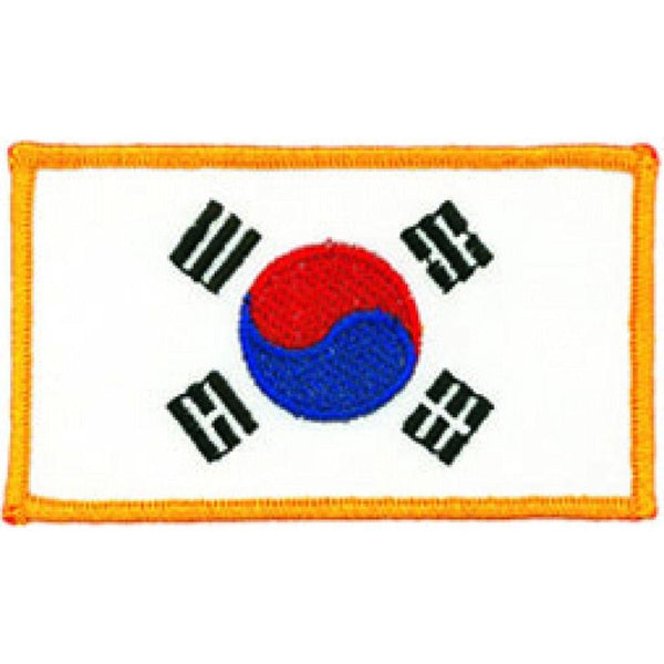 KOREA FLAG PATCH BY BOLD