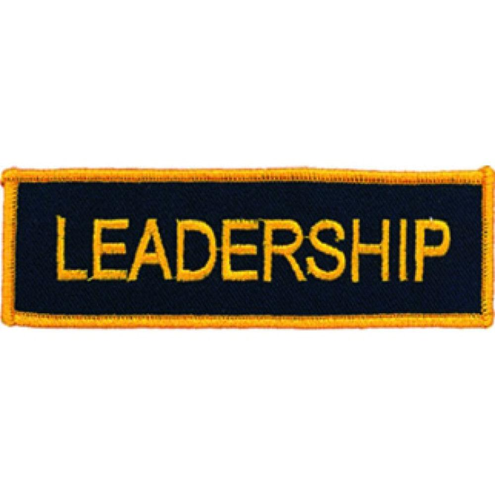 BOLD LEADERSHIP PATCH
