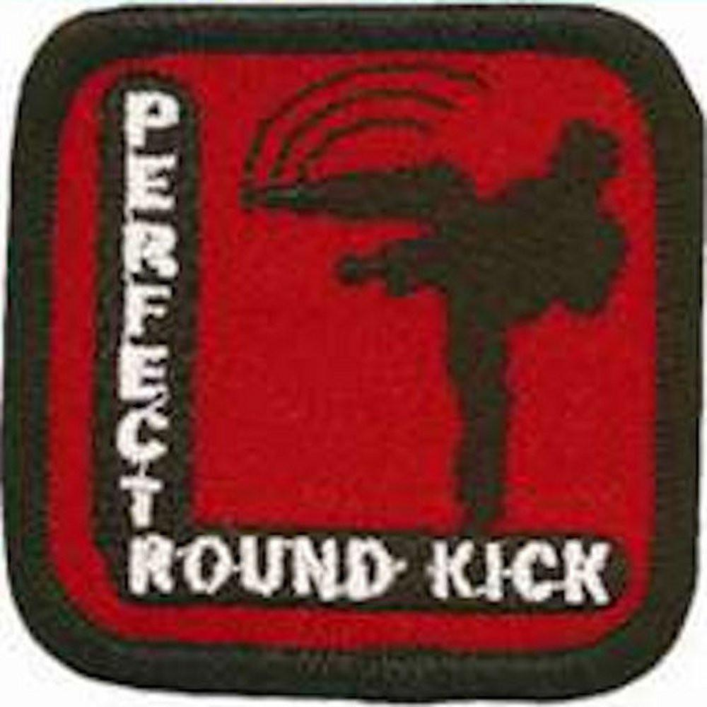 Perfect Round Kick Patch