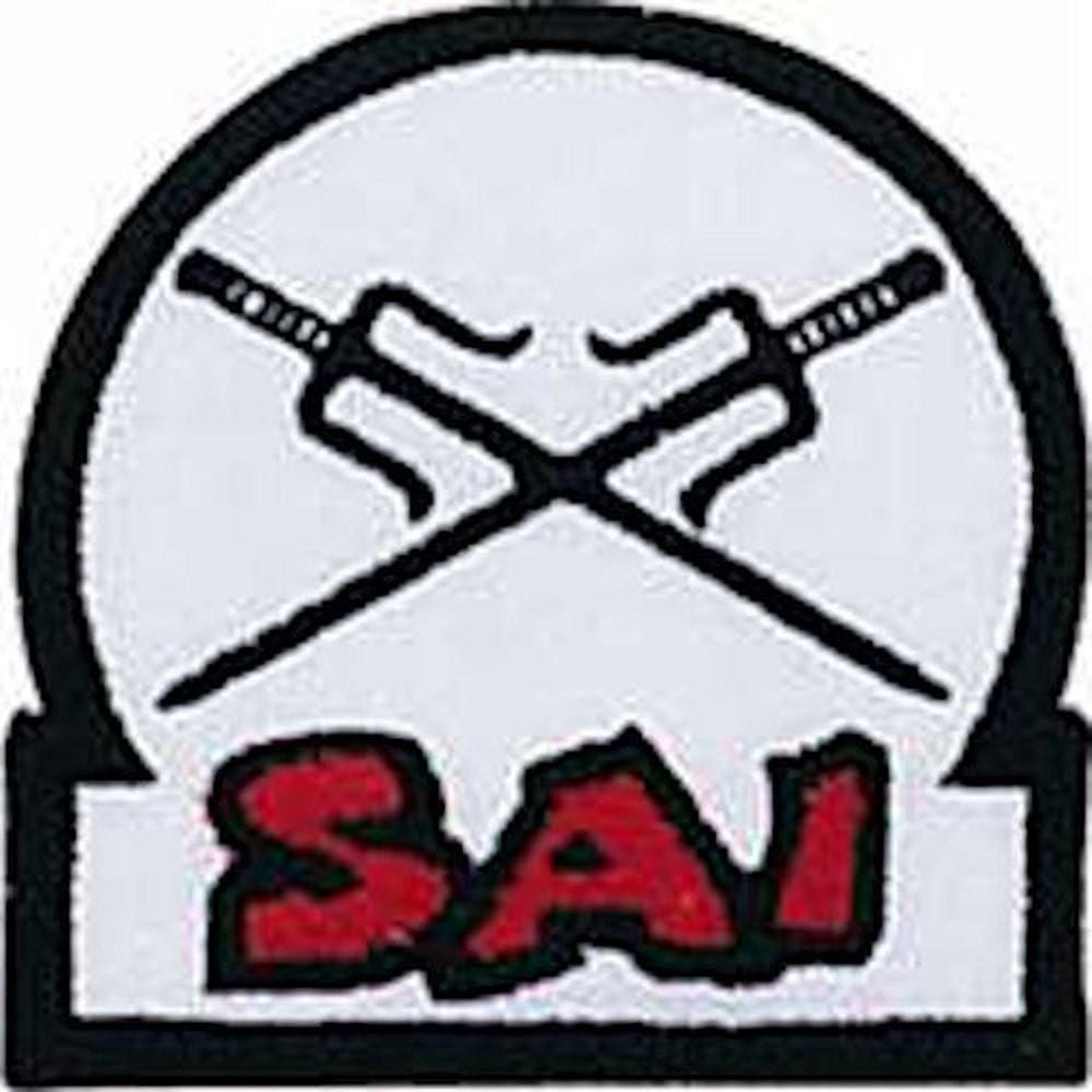 Sai Patch  b2500 - BlackBeltShop