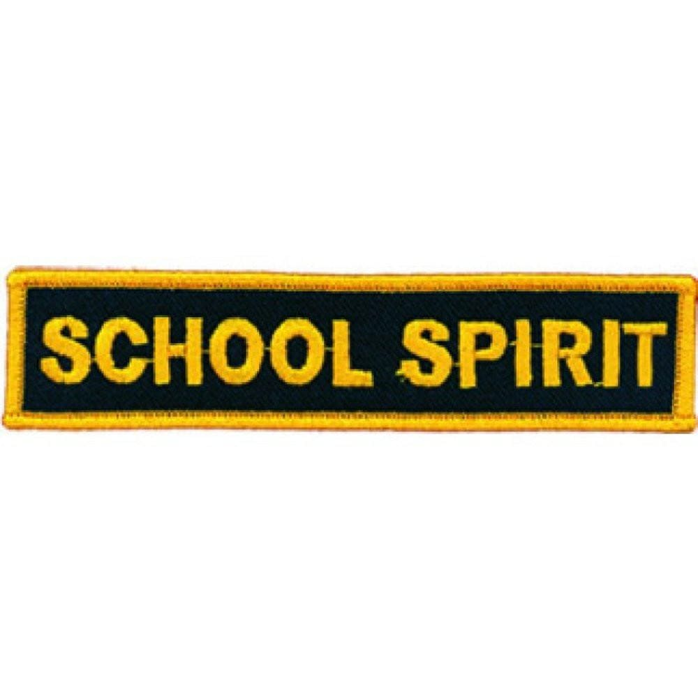 School Spirit Patch b2510 - BlackBeltShop