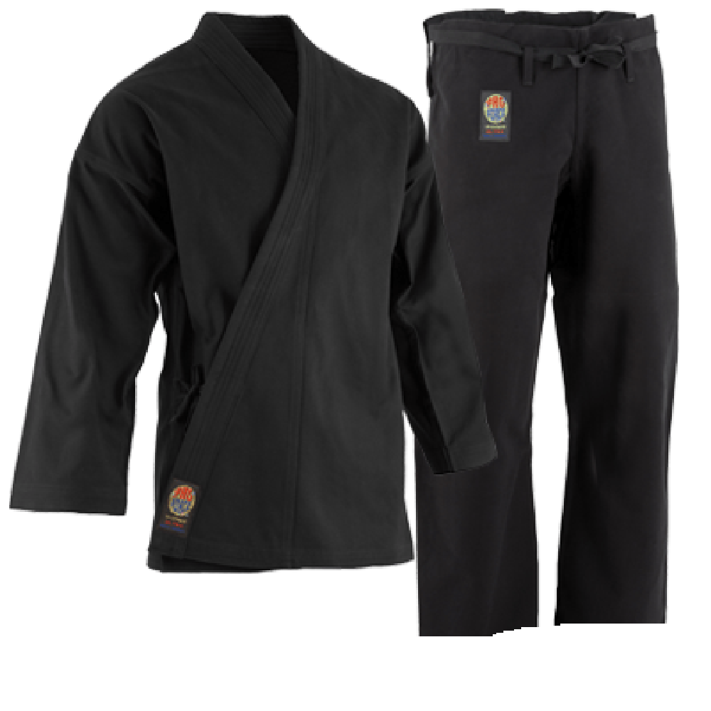ProForce 14 oz Karate Uniform Traditional Drawstring - 100% Cotton - BlackBeltShop