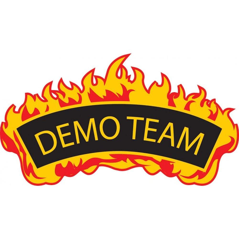 DEMO TEAM PATCH BY BOLD - BlackBeltShop
