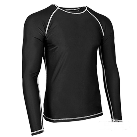 ProForce II Long Sleeve Rash Guard - BlackBeltShop