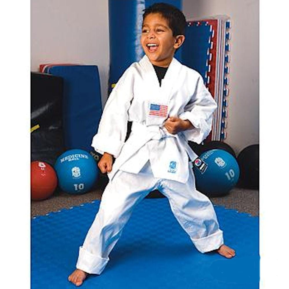 ProForce 5 oz. Ultra Lightweight TKD Student Uniform - BlackBeltShop