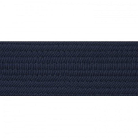 2 inch DELUXE DARK NAVY BELTS -Tangsoodo - BlackBeltShop