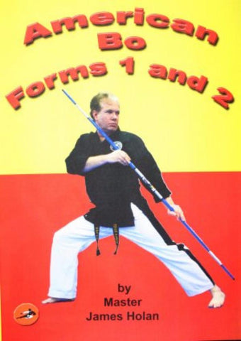 Introduction to American Style Bo DVD by James Holan - BlackBeltShop