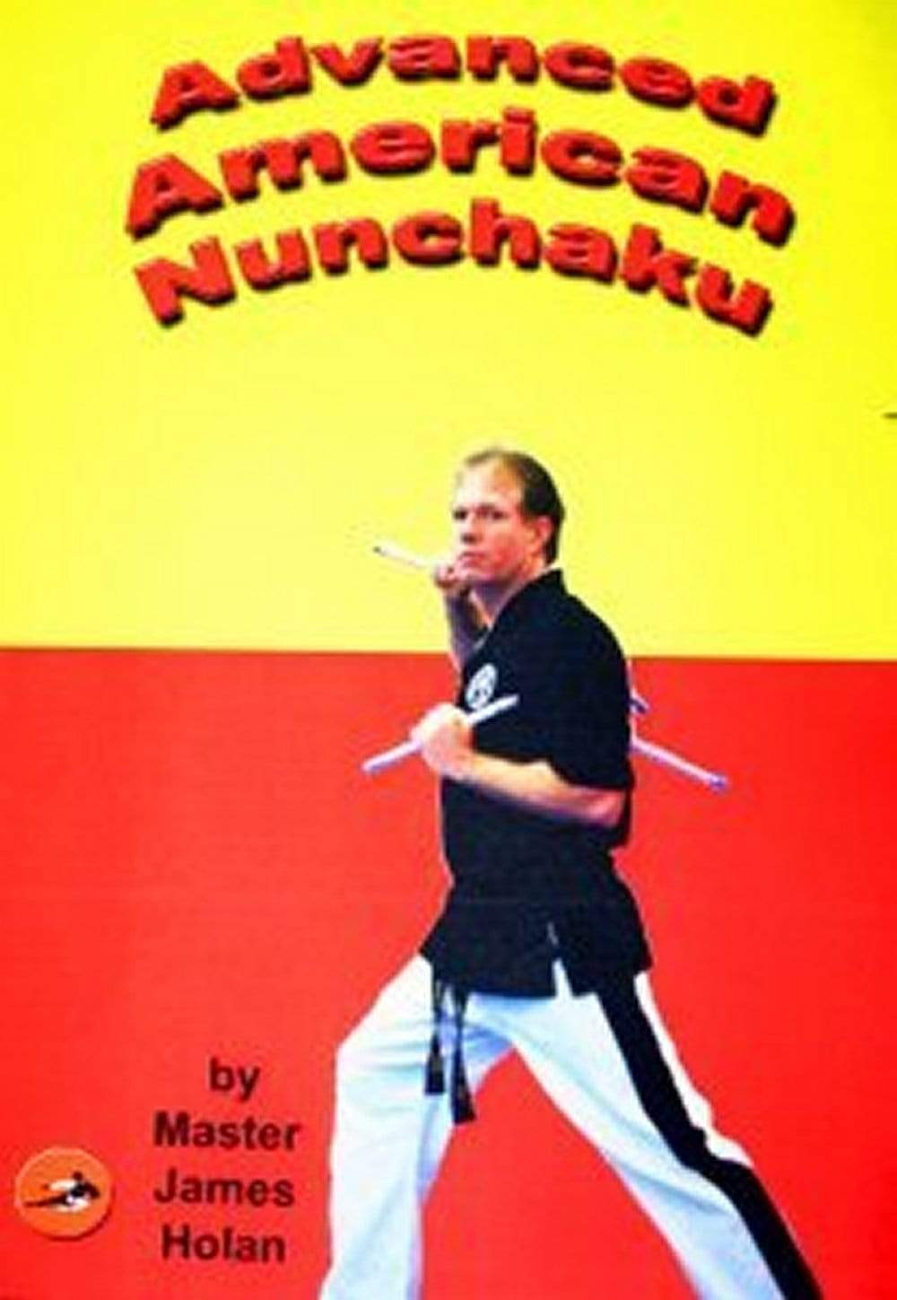 Double Nunchaku Forms Kata Training DVD  Video karate