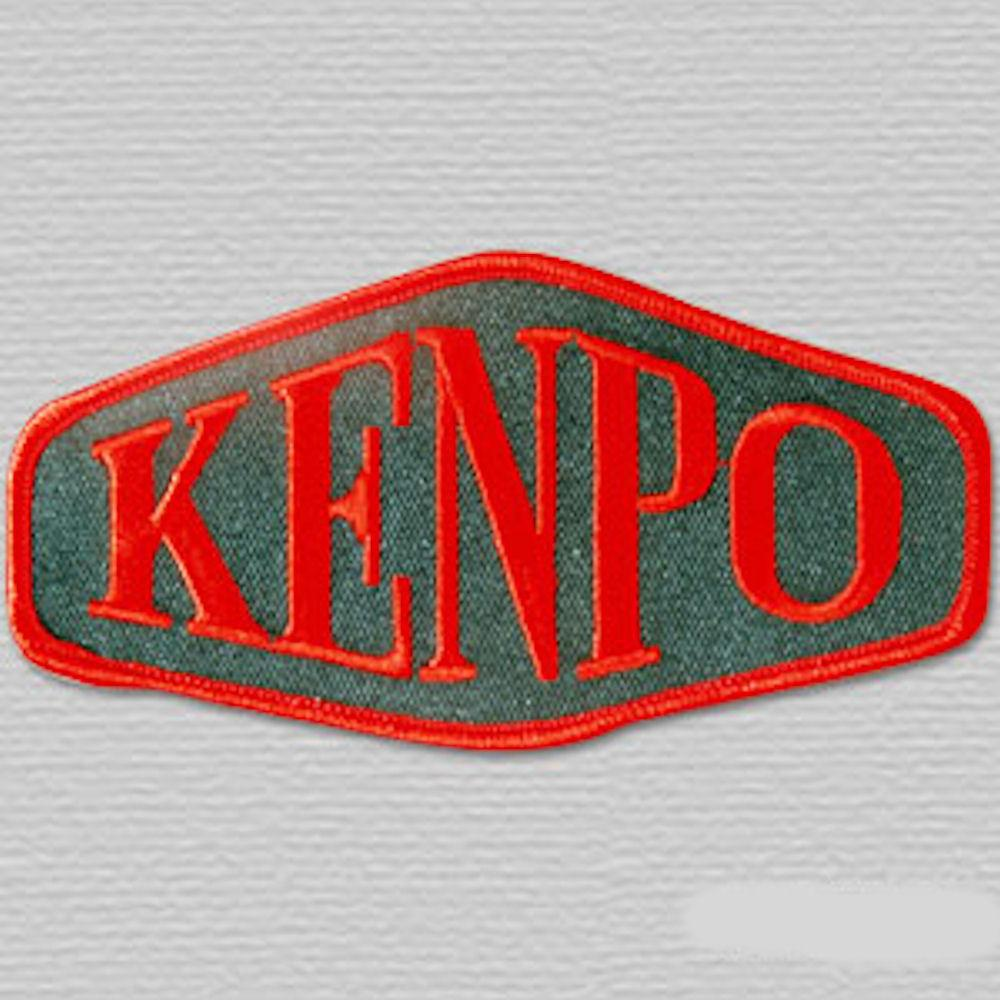 Shield Patch - Kenpo b2563 - BlackBeltShop